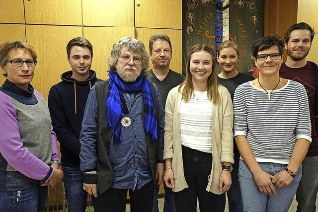 Neues Vorstandsteam für den Musikverein Hochsal