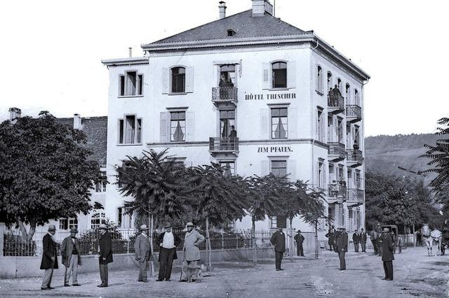 Wie sah Freiburg im 19. Jahrhundert aus? Die VHS zeigt Fotos aus der Sammlung des Fotographen Gottlieb Theodor Hase
