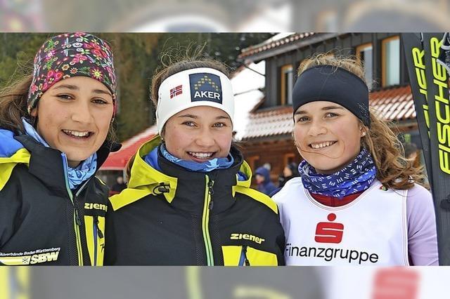 Kirchzartens Langläufer dominieren Schwarzwaldmeisterschaft