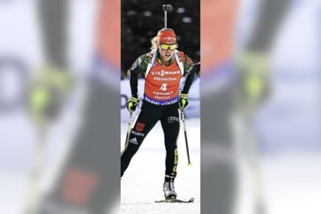20. Weltcupsieg für Dahlmeier