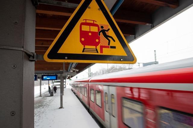 Tödlicher Streit auf Nürnberger Bahnhof