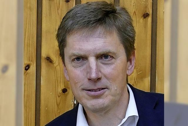 Albrecht neuer Bürgermeister in Feldberg
