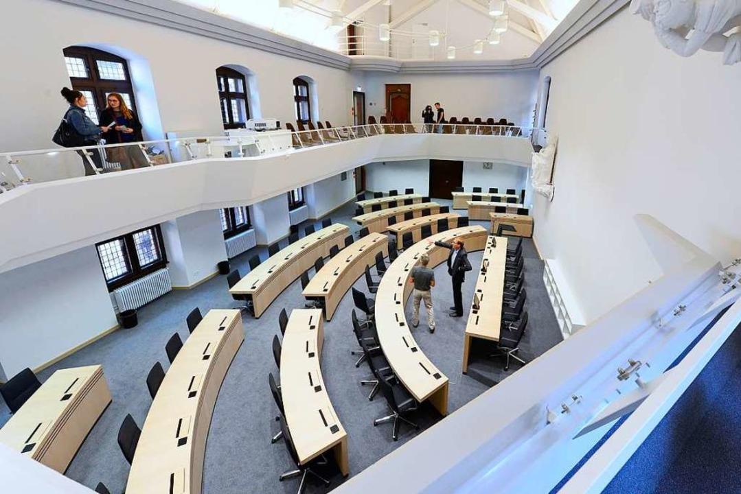 Welche Folgen hat die Veröffentlichung...aktion mit GAF- und Partei-Stadträten?  | Foto: Ingo Schneider