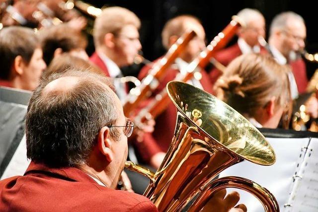Musikvereinen im Kreis Lörrach macht selbst die Oper keine Angst