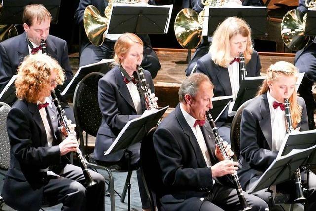Stadtmusik Bad Säckingen präsentiert