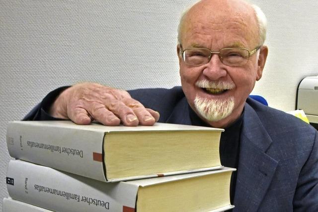 Der Deutsche Familiennamenatlas in sieben Bänden ist fertig