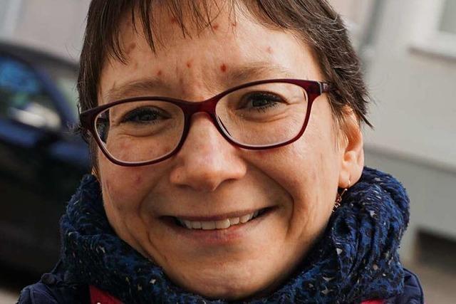 Petra Brosemer aus der Oberau: