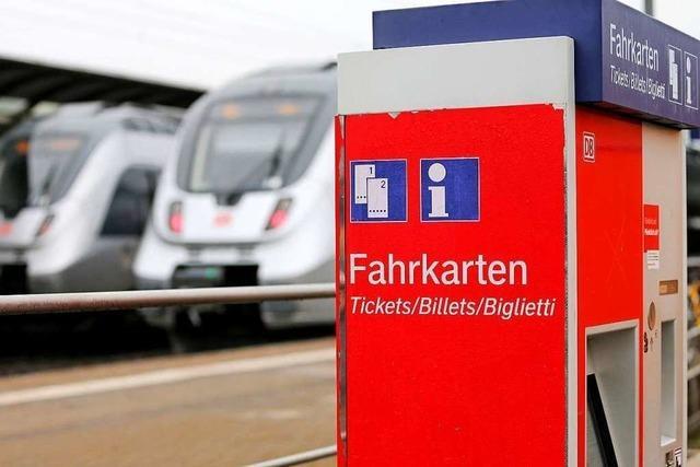 Bahnbeauftragter der Regierung fordert höhere Ticketpreise