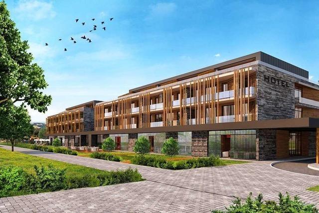Gemeinde stellt Bürgern Hotelpläne am Kirchzartener Kurhaus vor