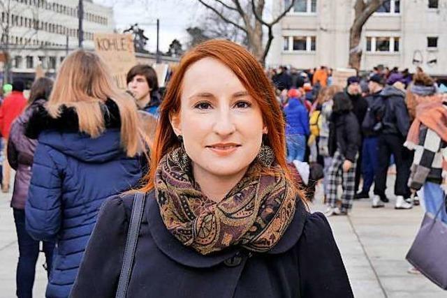Junges-Freiburg-Vorsitzende Kathrin Vogel tritt zurück