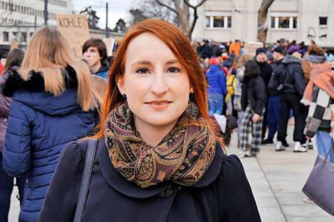 Kathrin Vogel  | Foto: Privat