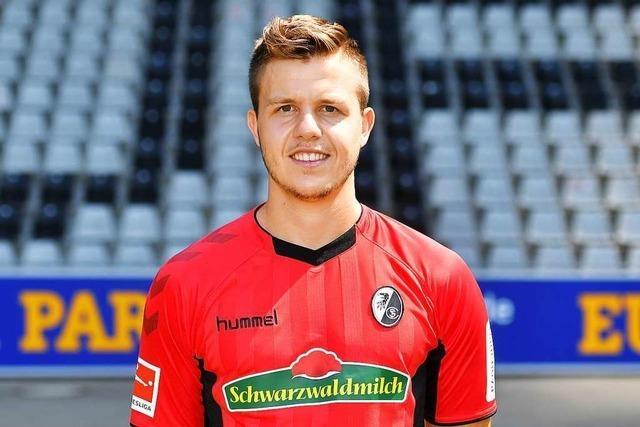 Patrick Kammerbauer wechselt zu Holstein Kiel