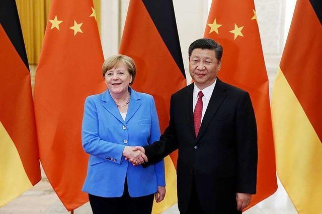 Warum Deutschland mit Chinas autoritärer Führung reden muss
