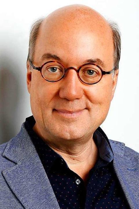 Professor Dr. Andreas Schulze-Bonhage ...ediagnostik an der Uniklinik Freiburg.    Foto: privat