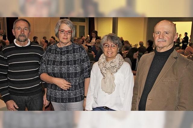 Heimatverein verabschiedet Fritz Oesterle aus dem Amt