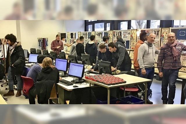 Grenzüberschreitende Schulpraxis in Elektrotechnik