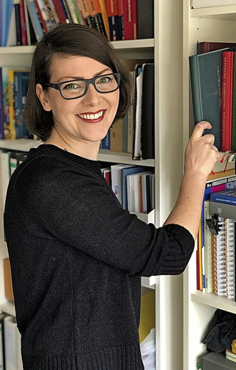 Die in Emmendingen aufgewachsene Sonja Schelb kommt als Pfarrerin nach Murg.  | Foto: Privat