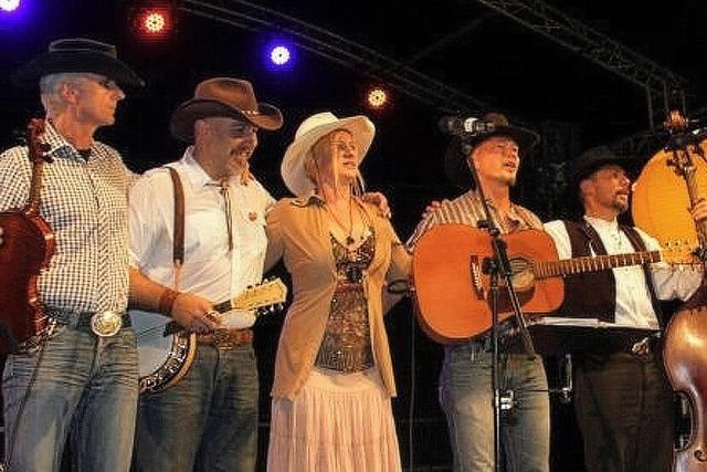 Die erste Freiburger Country-Bluegrass-Night