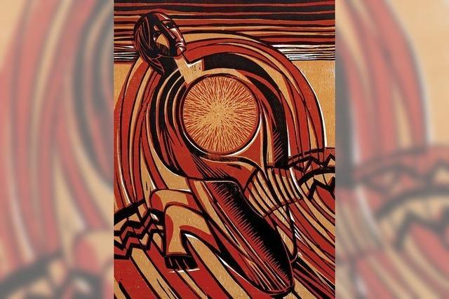 Kreismuseum St. Blasien zeigt Werke von Walter Eberhardt