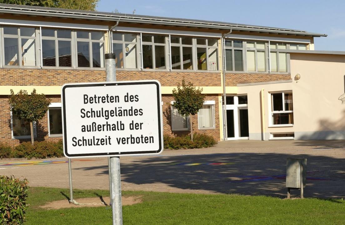 Die Förderschule in Orschweier muss fü... soll in diesem Jahr begonnen werden.   | Foto: ARCHIVBILD: OLAF MICHEL