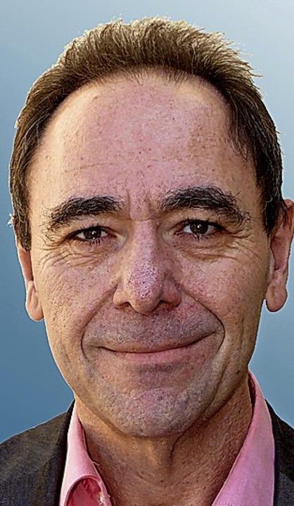 Dieter Beck stört Stopp im  Straßenbau.  | Foto: privat