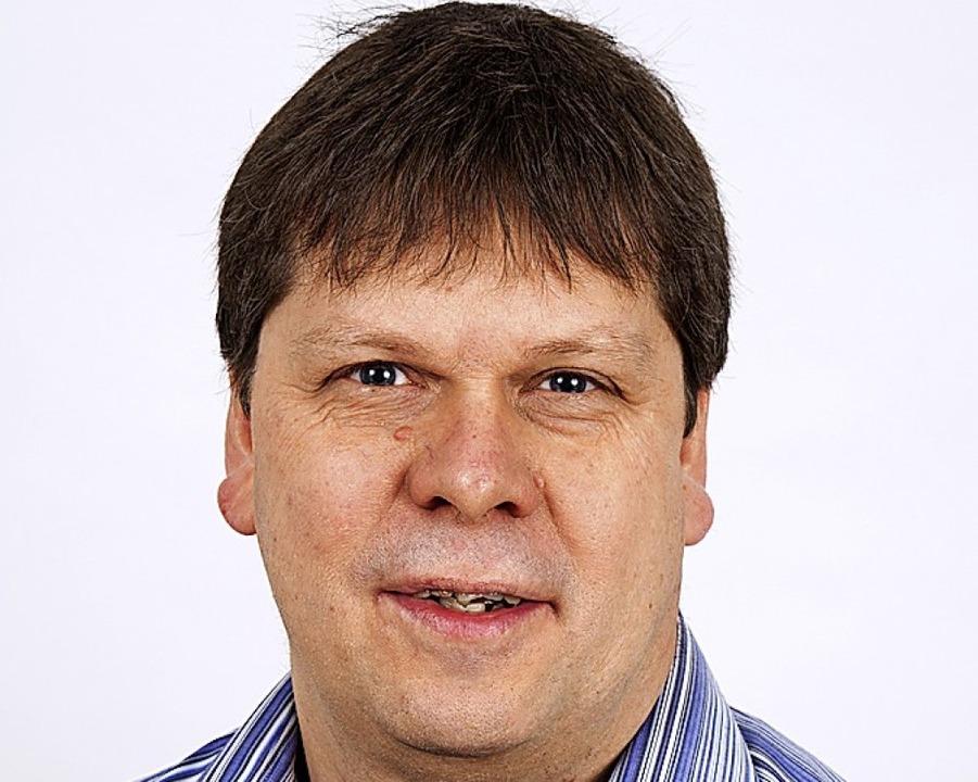 Thomas Schmidt, CDU    Foto: privat