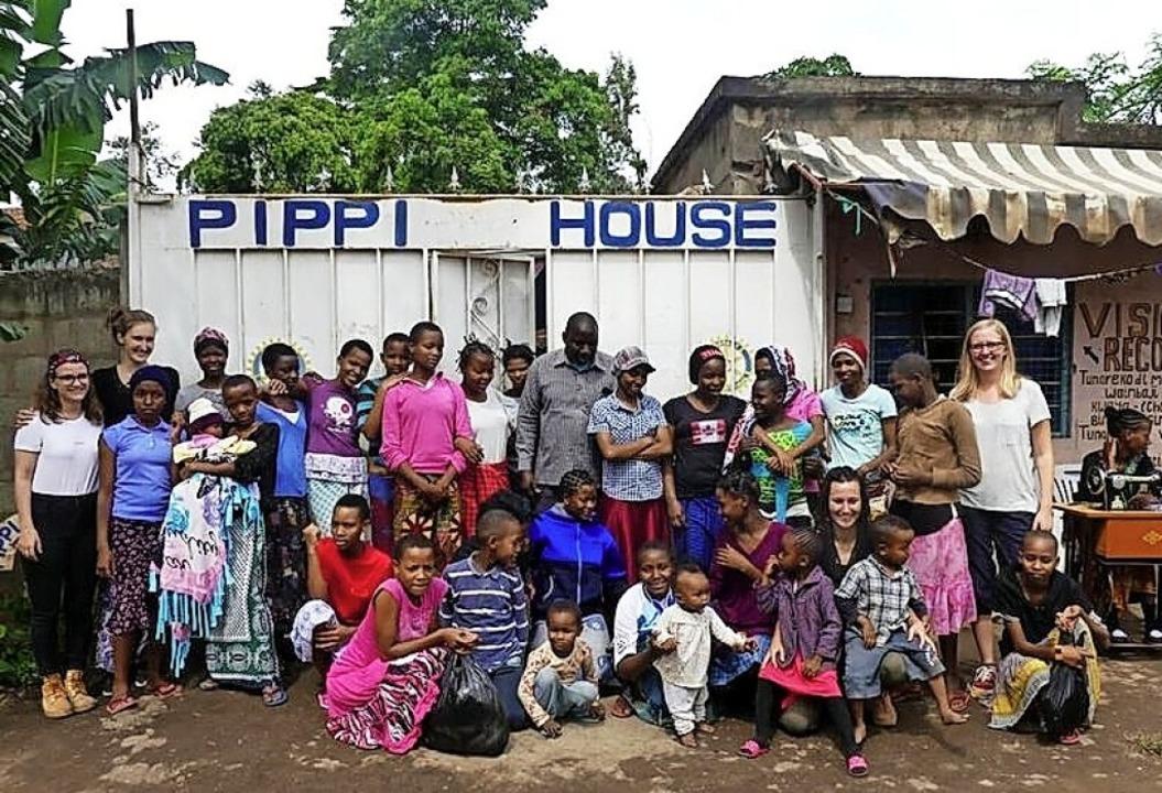 Mädchen und Frauen droht in Tansania d...Pippi House sind sie aber willkommen.   | Foto: verein