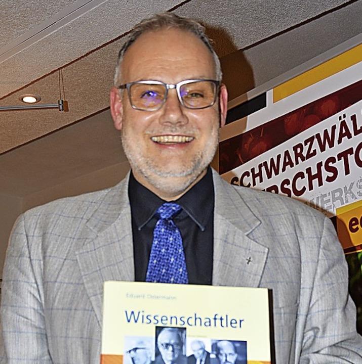 <BZ-FotoAnlauf>CDU-Senioren-Union:</BZ...ber &#8222;Glaube und Technik&#8220;.   | Foto: Georg Diehl