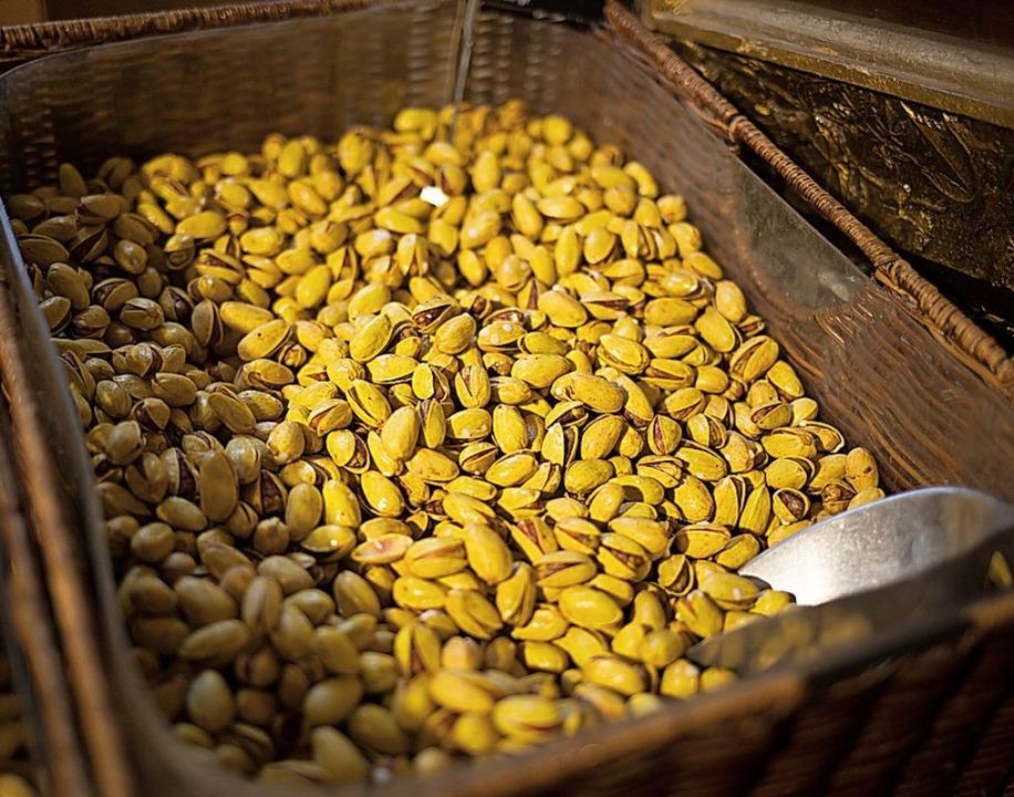 Der Iran ist einer der wichtigsten Exporteure von Pistazien.     Foto: dpa