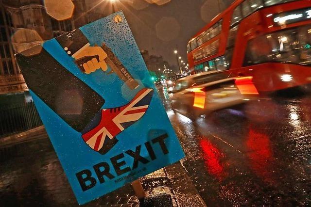 EU erteilt Forderungen nach neuen Brexit-Verhandlungen Absage