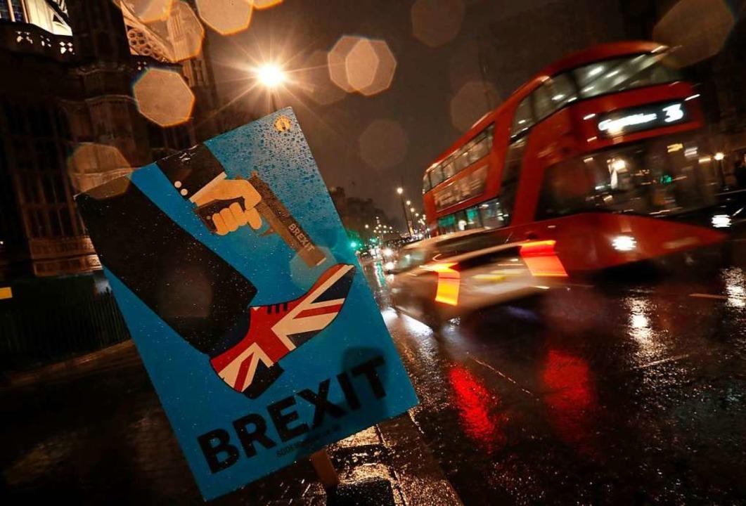 Wird es einen ungeregelten Brexit geben?  | Foto: dpa