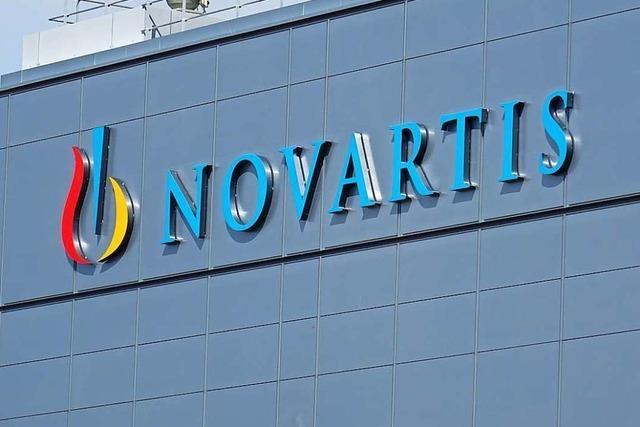 Basler Pharmakonzern Novartis meldet Umsatzsteigerung im Jahr 2018