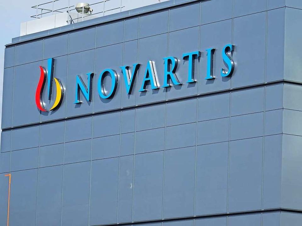 Novartis meldet Umsatzsteigerung (Symb... entstanden im schweizerischen Stein).    Foto: Felix Held