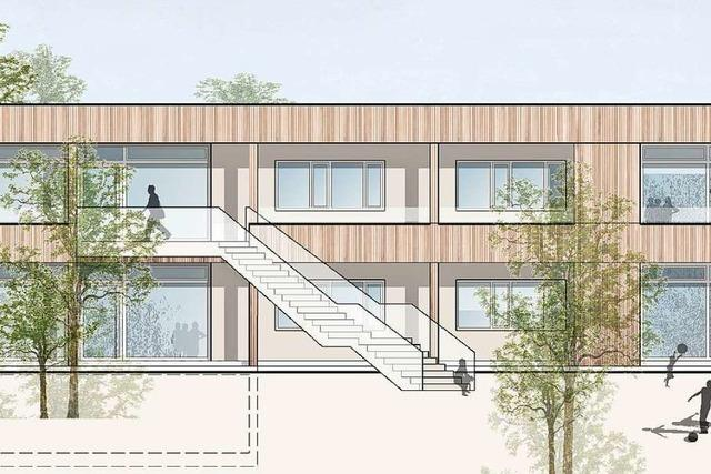 Bau des neuen Jugendzentrums und Kinderhauses in Friedlingen kann beginnen