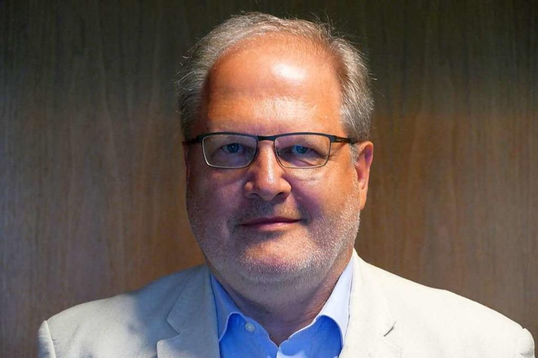 Peter Mast ist der Geschäftsführer des Rehaklinikums    Foto: Felix Held