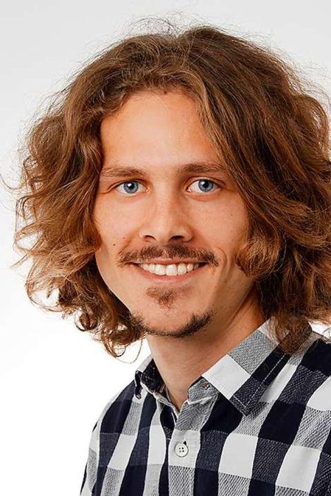 Gabriel Hugoniot, Vorstand des BUND Ortsverein Freiburg  | Foto: privat