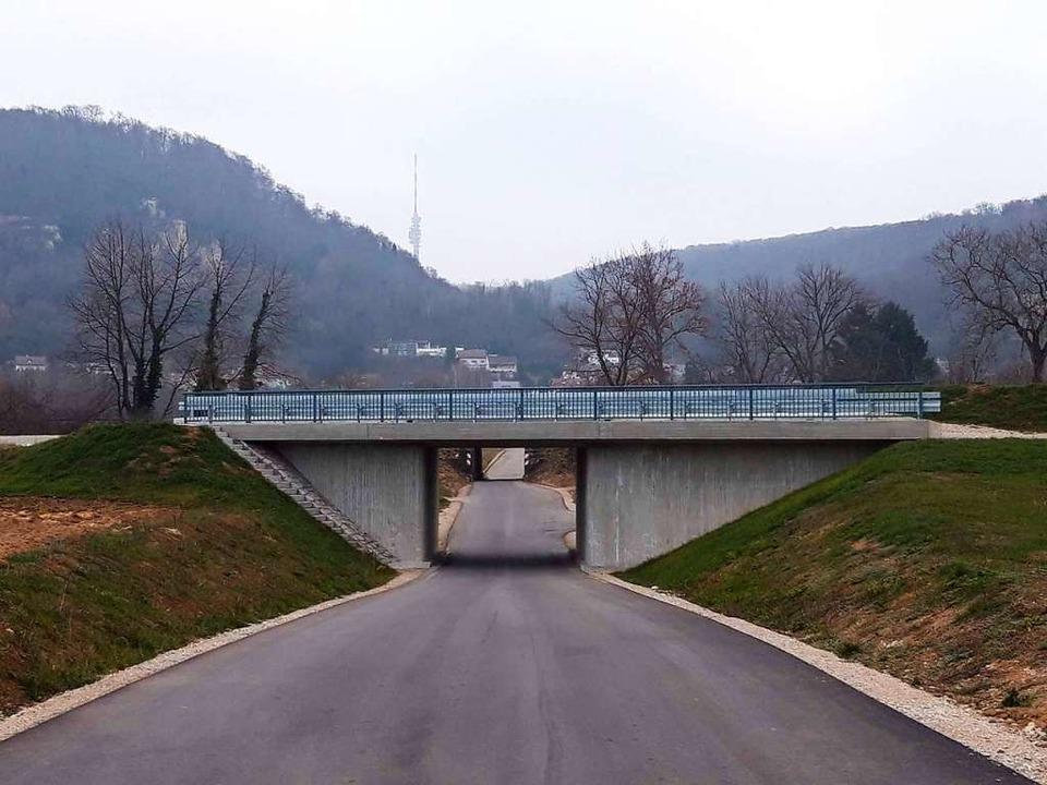 Ein Viadukt soll die für die Ortsumfah... Brücke an der Südstraße nicht werden.  | Foto: Verena Pichler