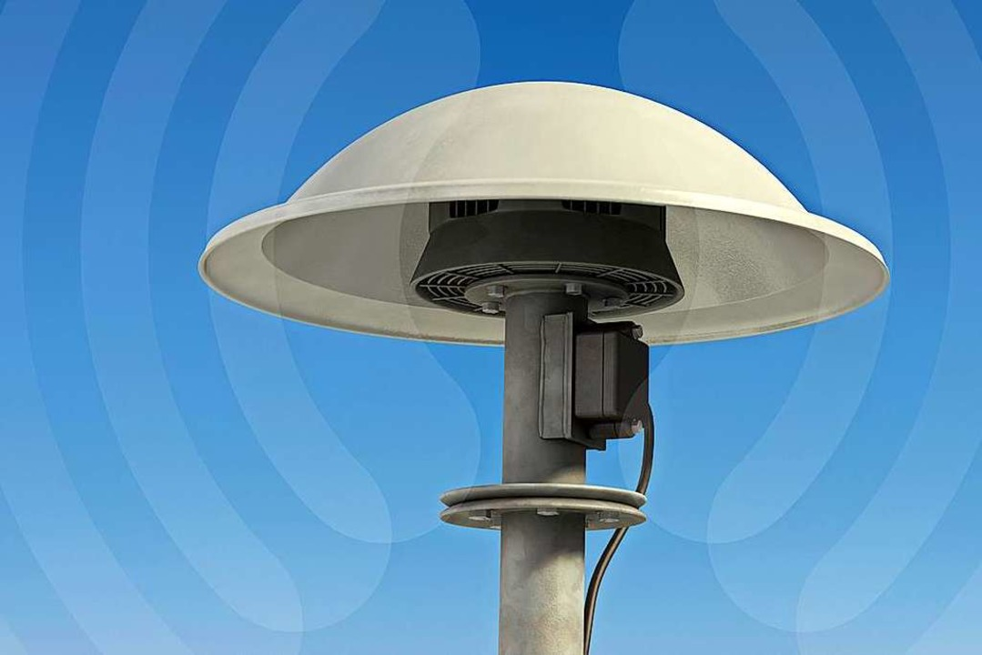 Sirenenalarm im Kreis Lörrach und in der Schweiz (Symbolbild)  | Foto: bluedesign - Fotolia