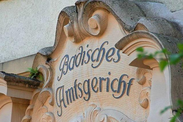 Amtsgericht Schopfheim verurteilt 34-Jährigen für Misshandlung der Freundin