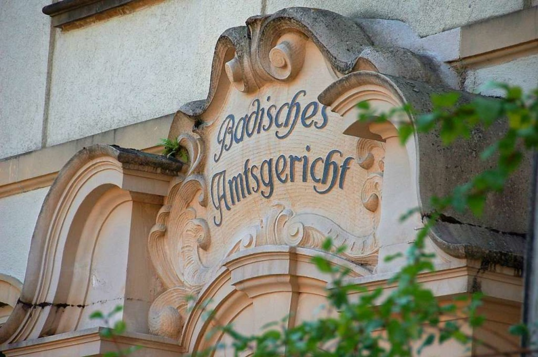 Das Amtsgericht Schopfheim verhängte e...rafe auf Bewährung (Archivbild, 2011).    Foto: André Hönig