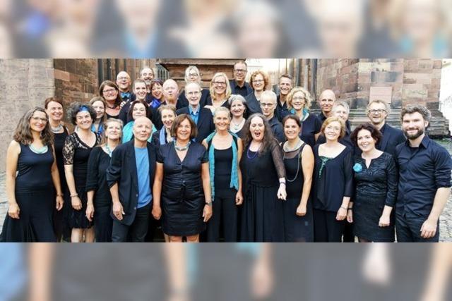 Konzert des Junior-Senior-Jazzchors