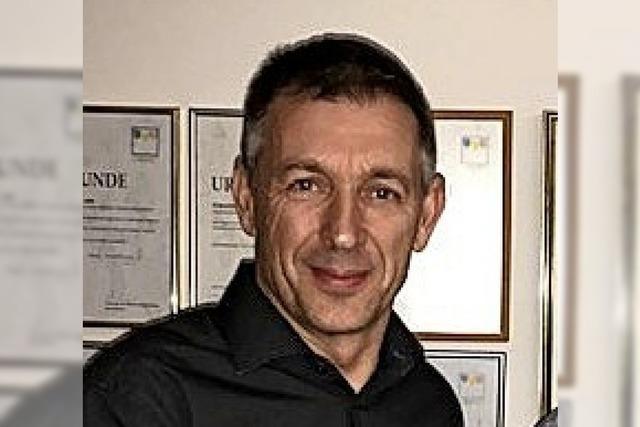 Becherer neuer Obermeister
