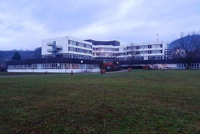 Das Spitalgebäude in Bad Säckingen bleibt erhalten