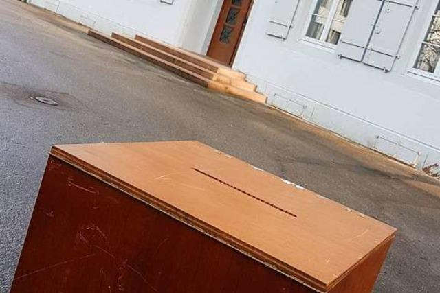 Am 22. September ist Oberbürgermeister-Wahl in Lahr