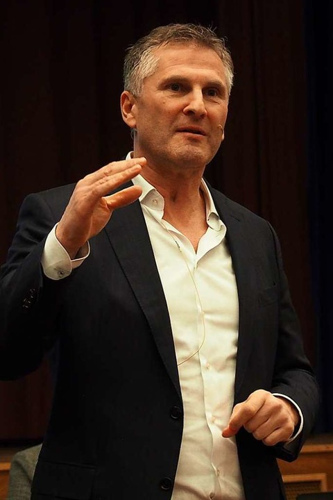 Investor Joachim Niehaus  | Foto: Markus Donner