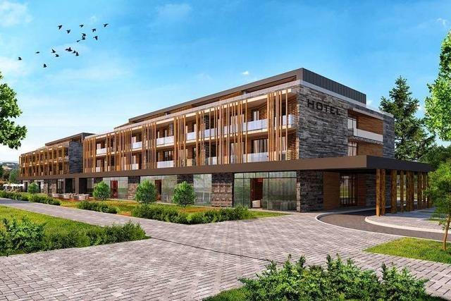 Ein Hotel wird zum Zankapfel in Kirchzarten