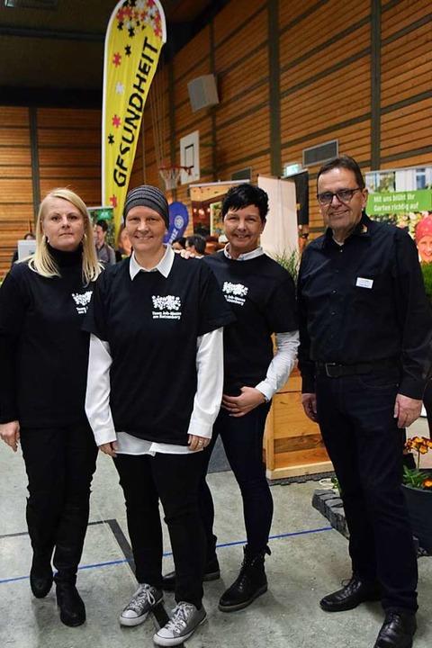 Die Veranstalter (von links):  Eva Kil...acherer, Ariane Purwin  und Edgar Kern    Foto: Sarah Nöltner