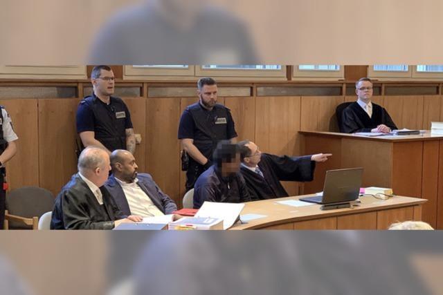 Auftakt zum Prozess um Mord an Offenburger Arzt