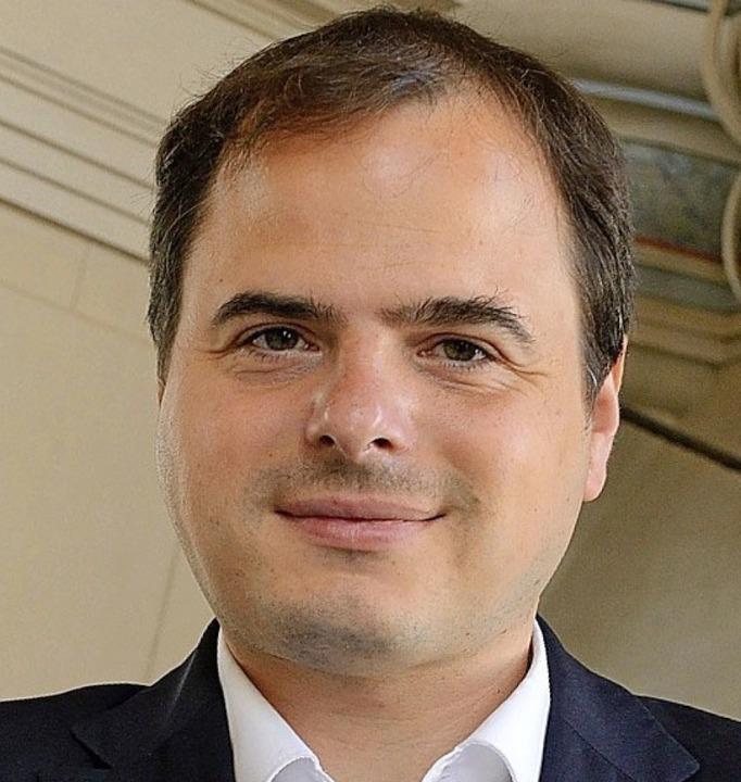 Ist Leiter  des Instituts für Kirchenmusik: Orgelprofessor David Franke   | Foto: pro