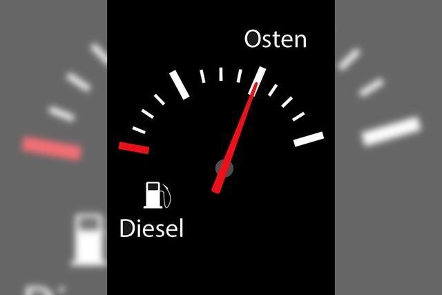 Die Müllhalde für alte Diesel